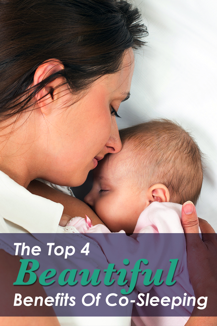 The Top 4 Beautiful Benefits of Co-Sleeping