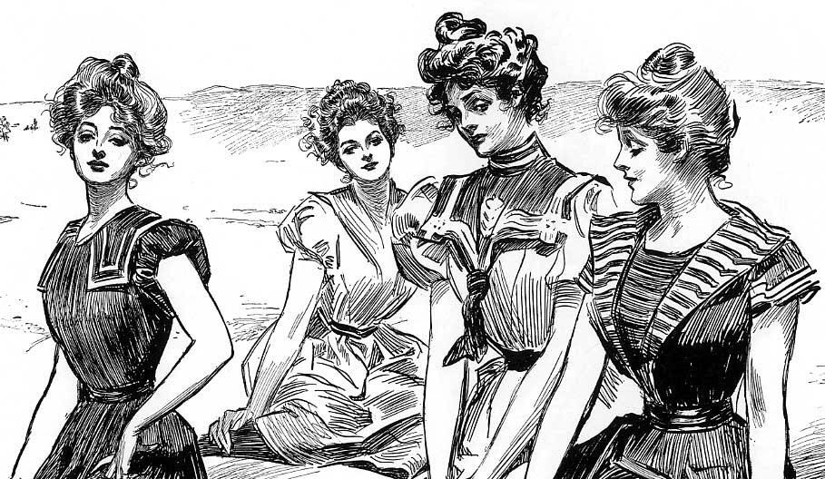 Mondo Kaos vintage kjoler og tøj