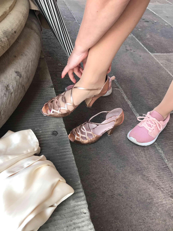 Retro and vintage inspired shoes copenhagen