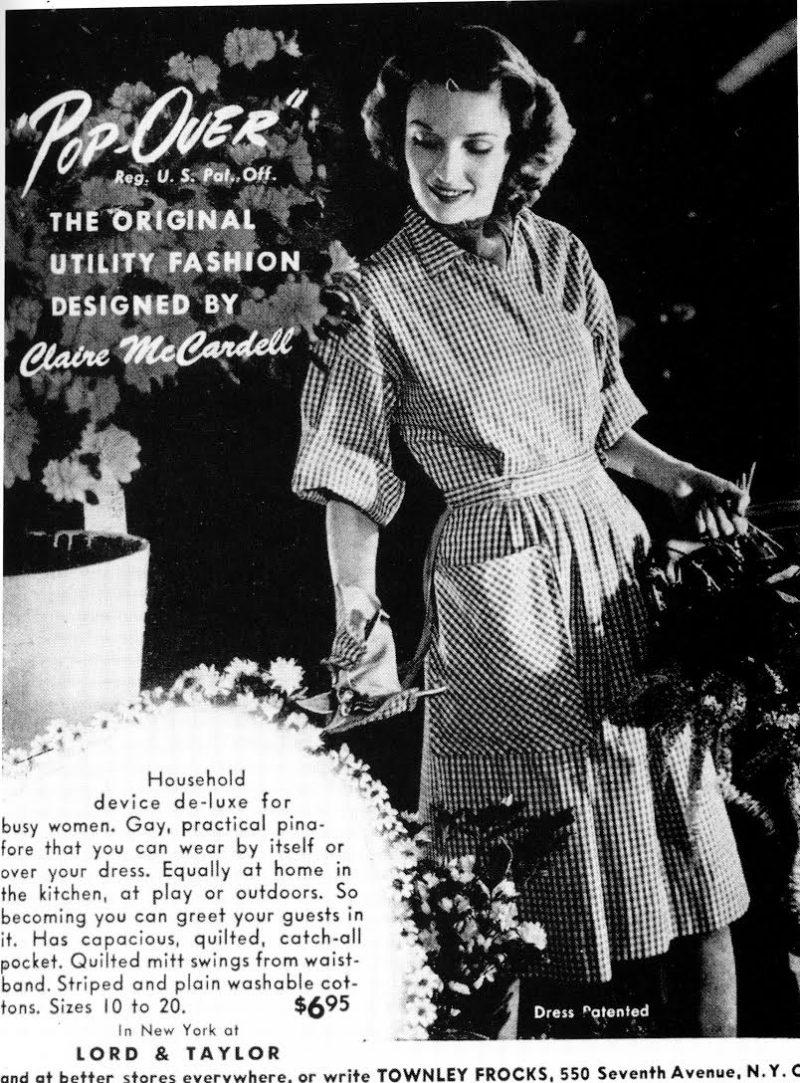 Slåom kjoler i 1940'er stil fra Mondo Kaos