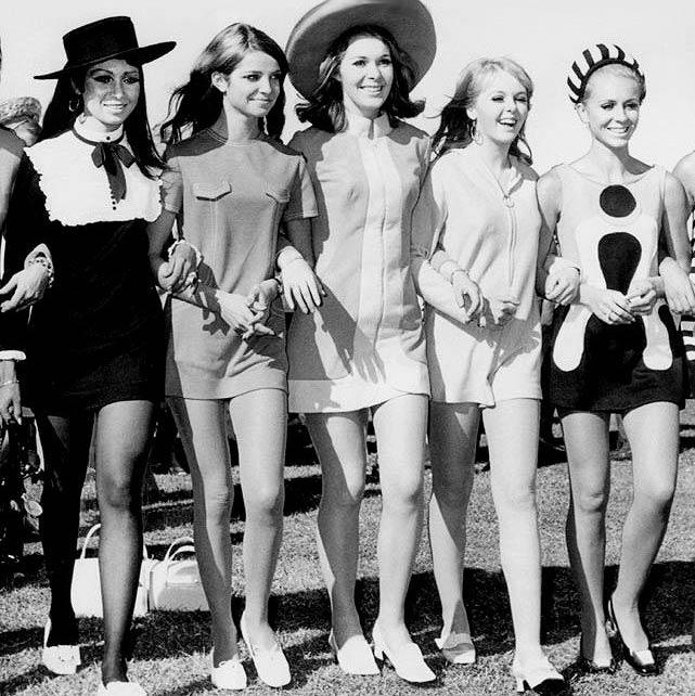 Moden i 1960'erne