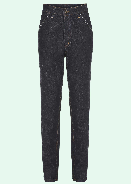 Klassiske jeans med høj talje fra Lady K Loves