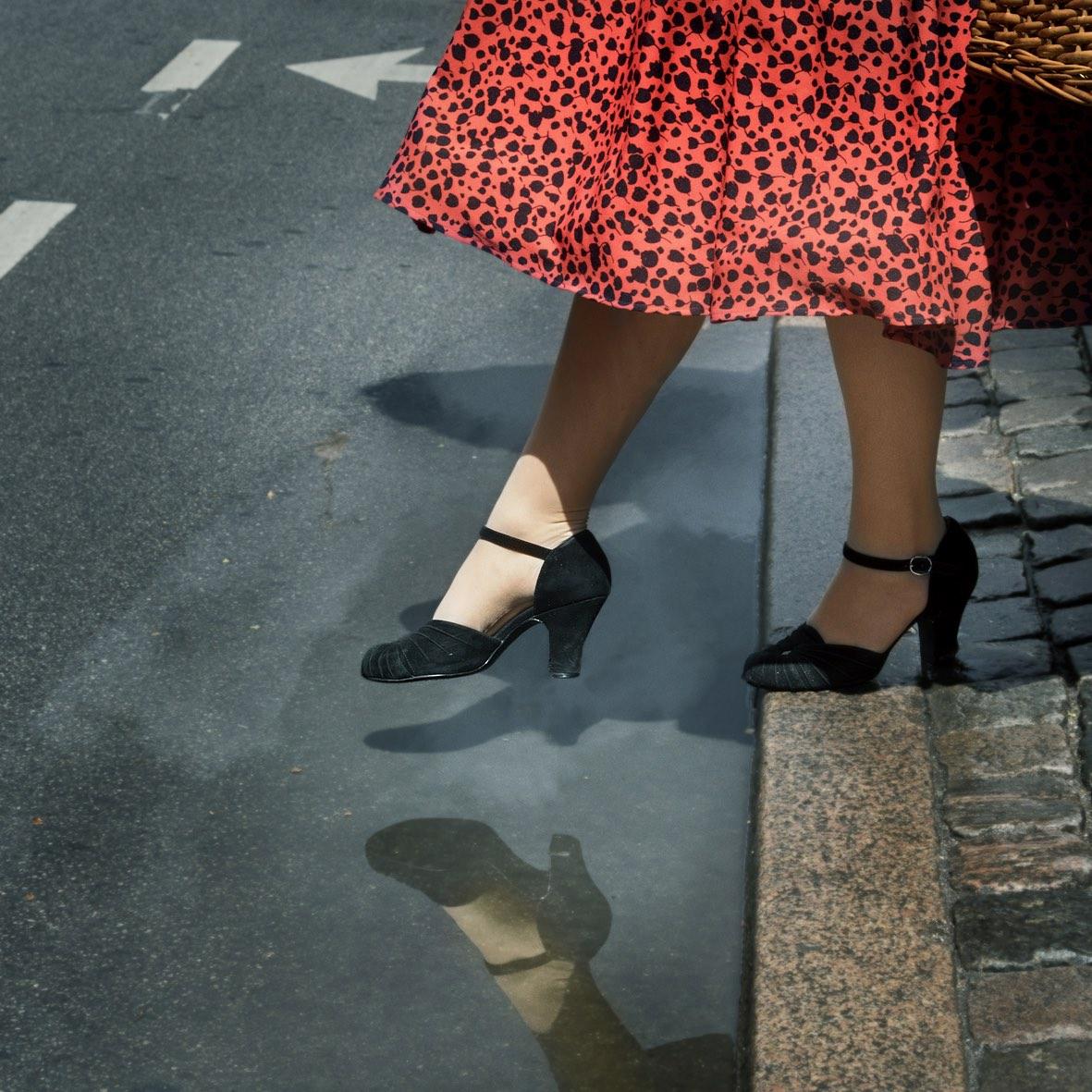 Smukke sko i vintage stil fra Mondo Kaos