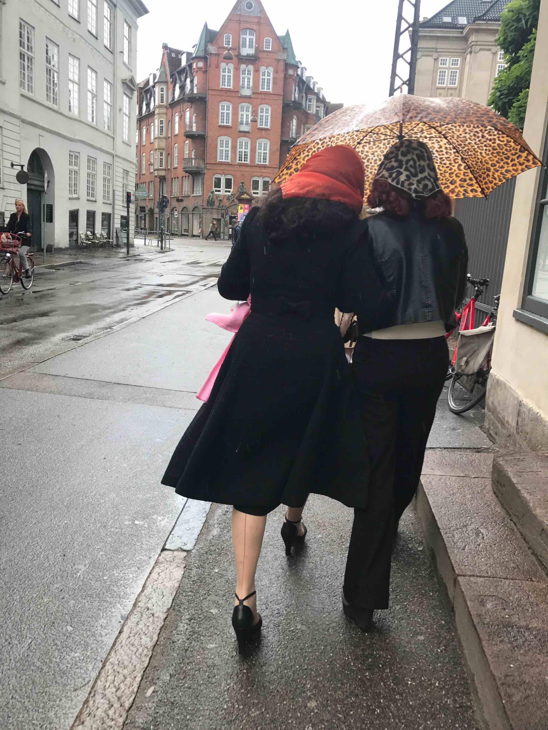 Vintage inspired dresses and other clothing in Copenhagen