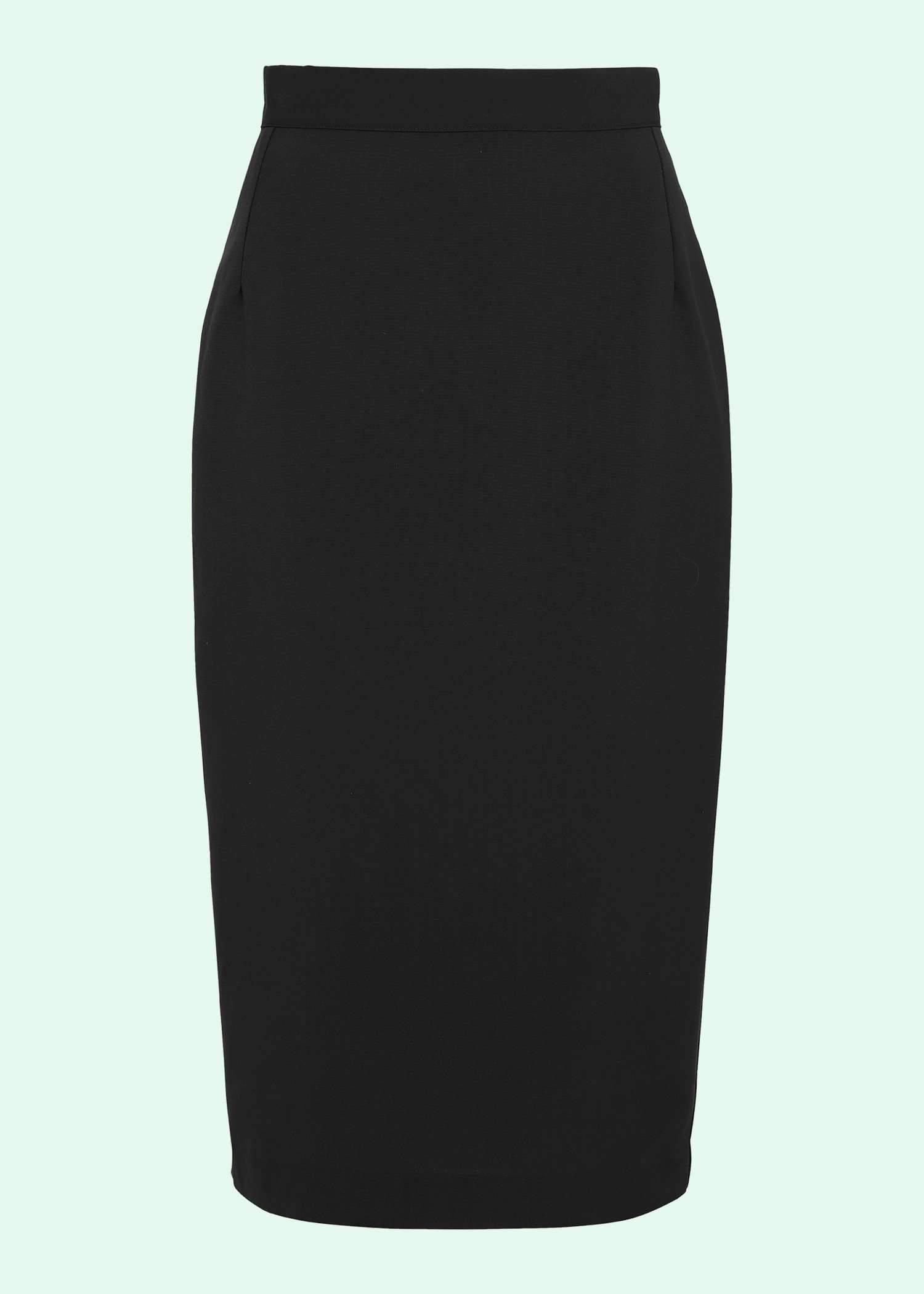 Pencil nederdel i vintage stil fra The House Of Foxy