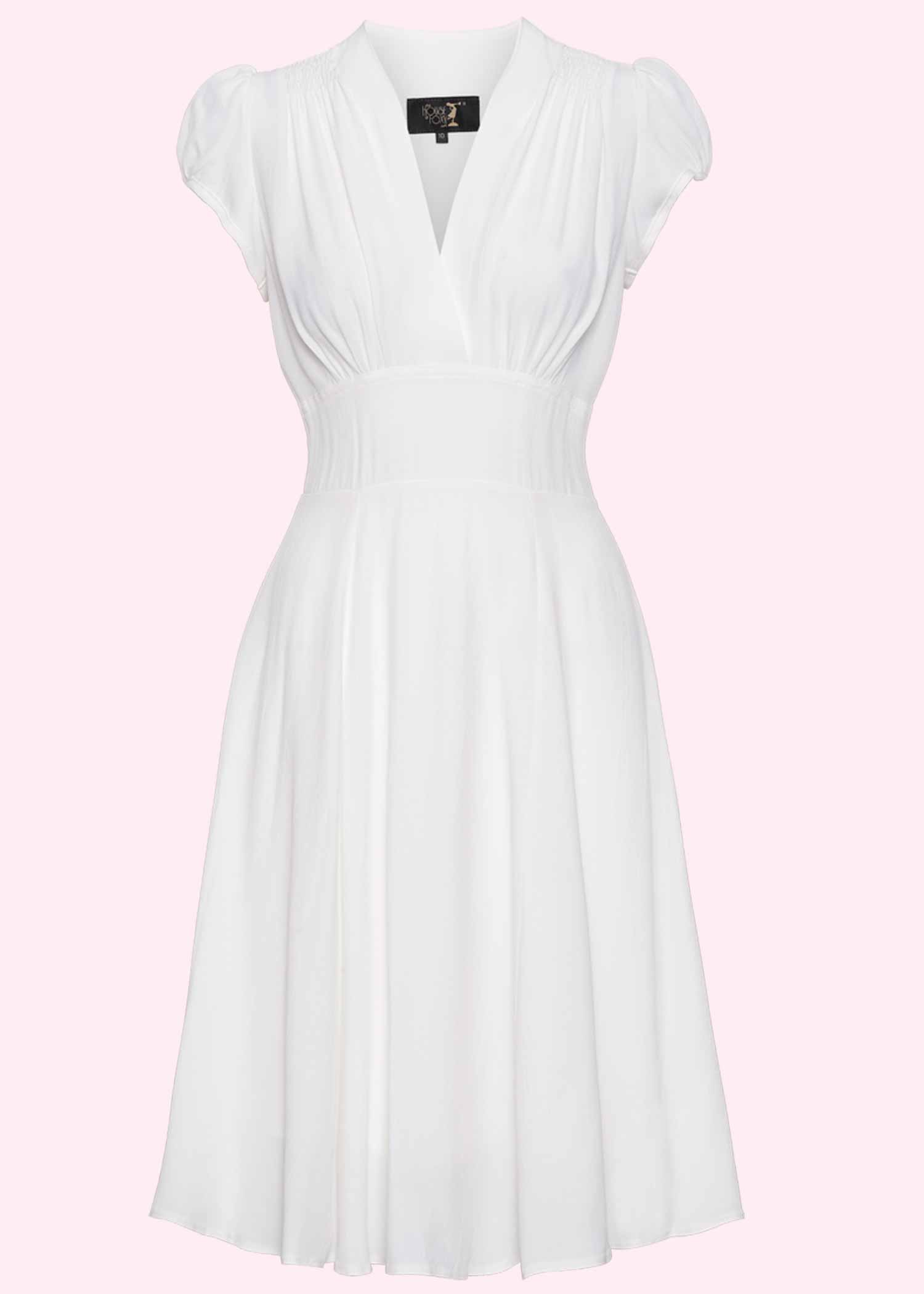 Aline vintage brudekjole