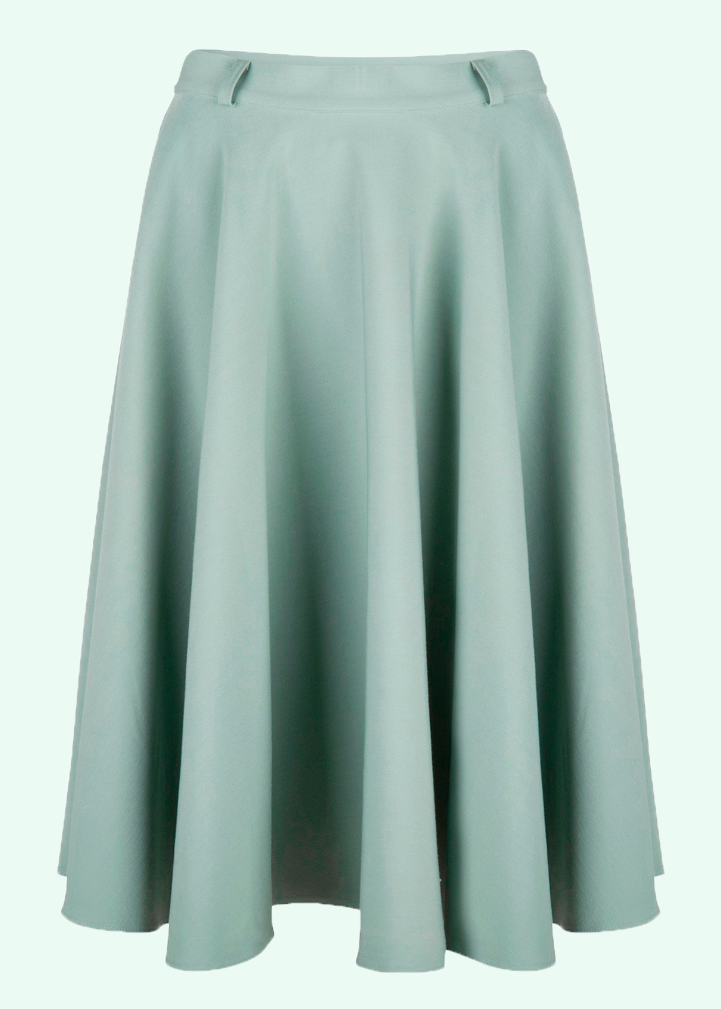 1950er stil swing sommer nederdel fra Very Cherry
