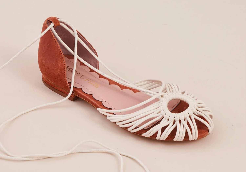 Miss L Fire Penelope sandal