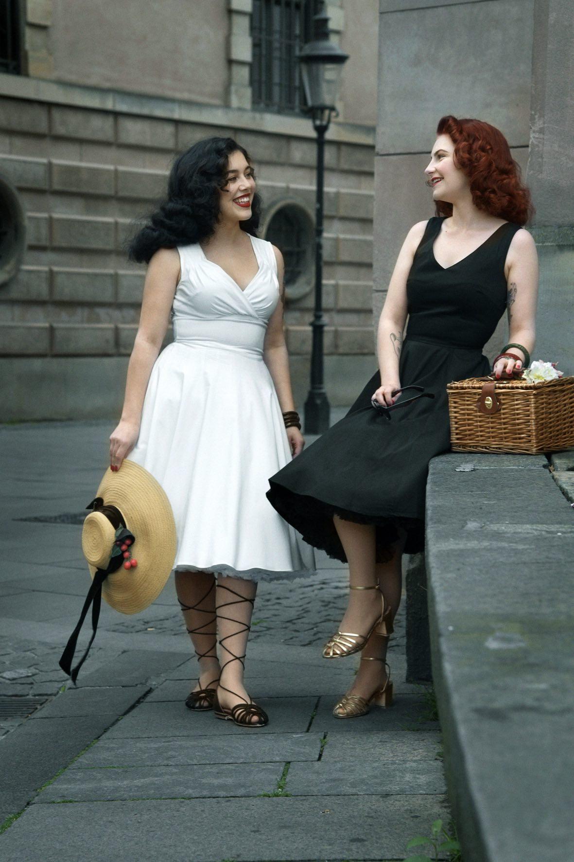 50er vintage stils kjoler fra Mondo Kaos