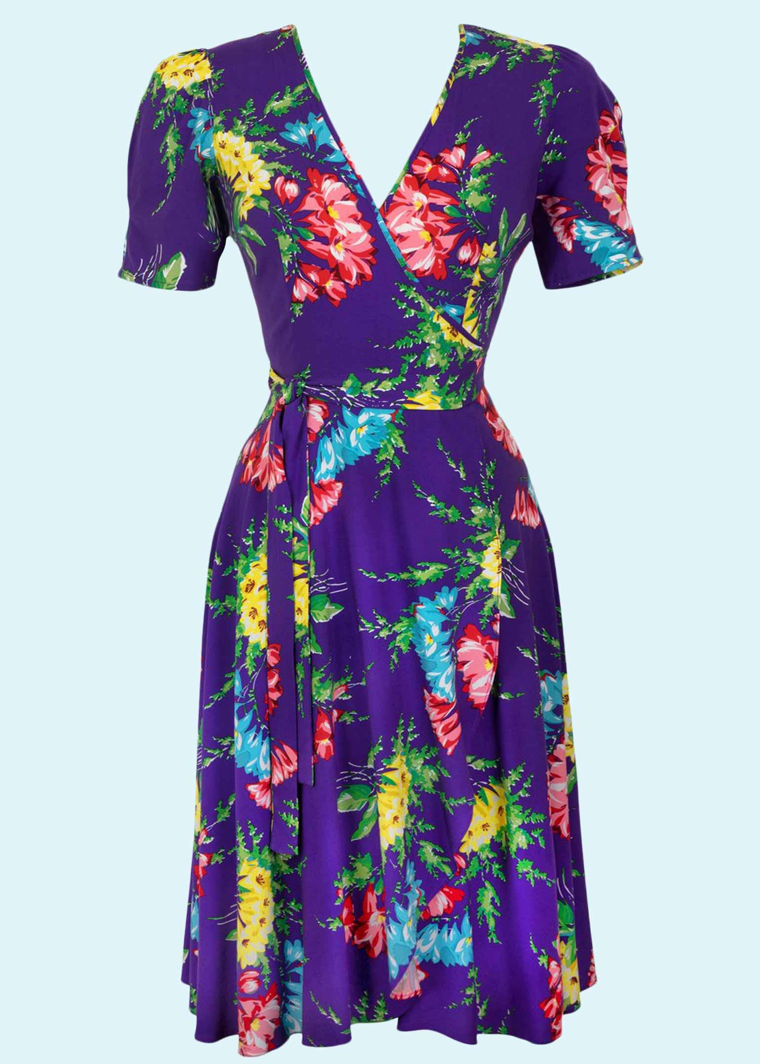 Slåom kjole fra Trashy Diva