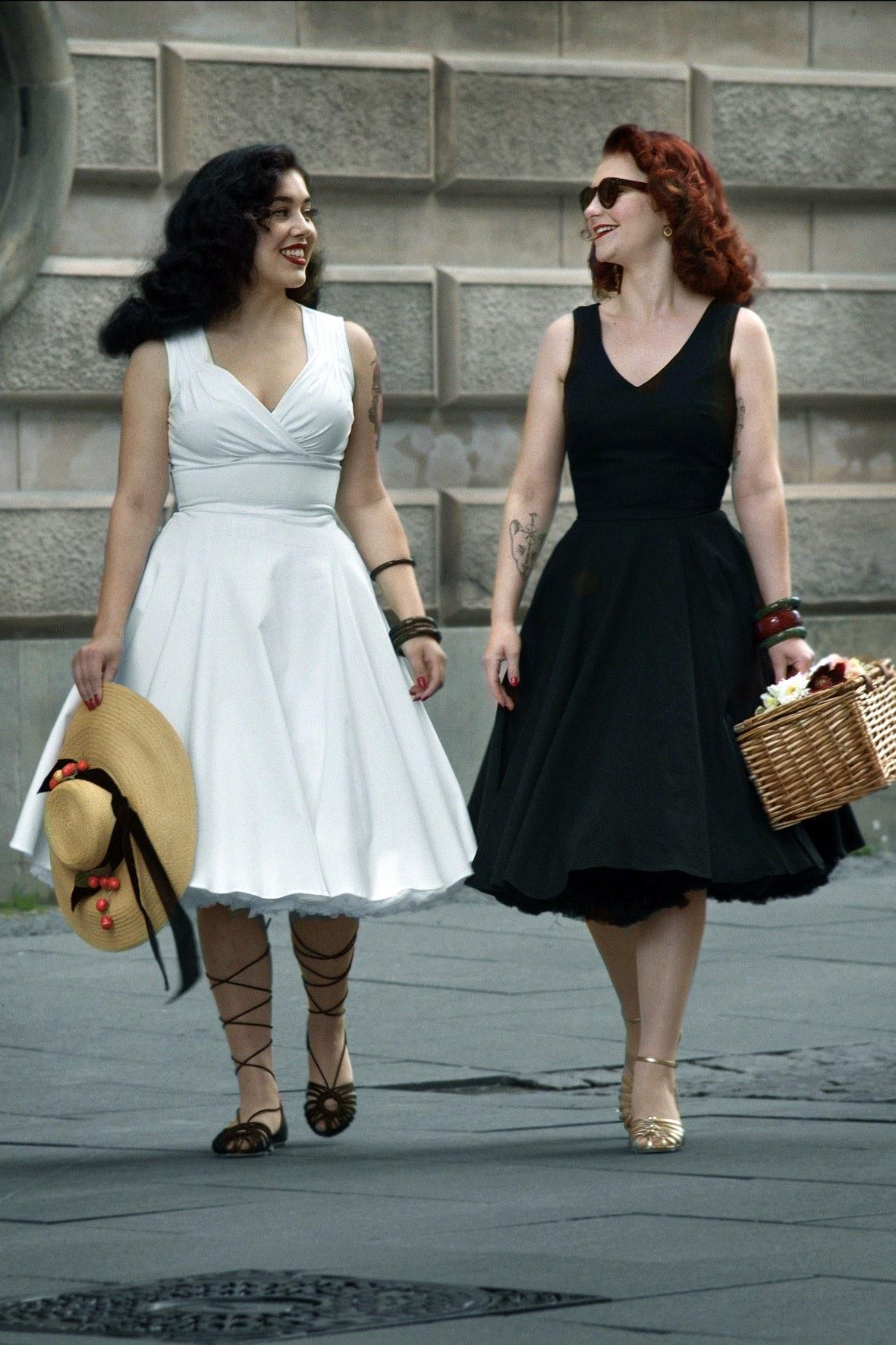 Vintage stils kjoler fra Mondo Kaos
