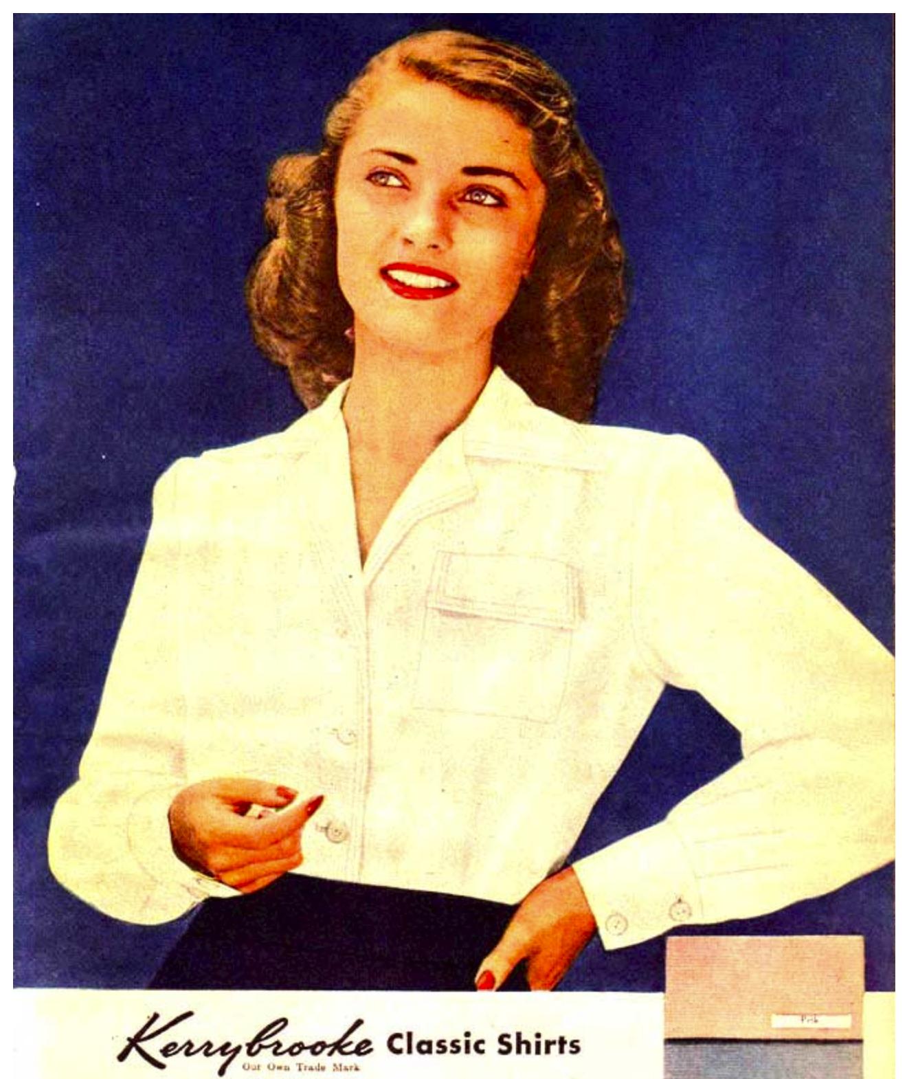 1940'er kjoler og tøj i københavn