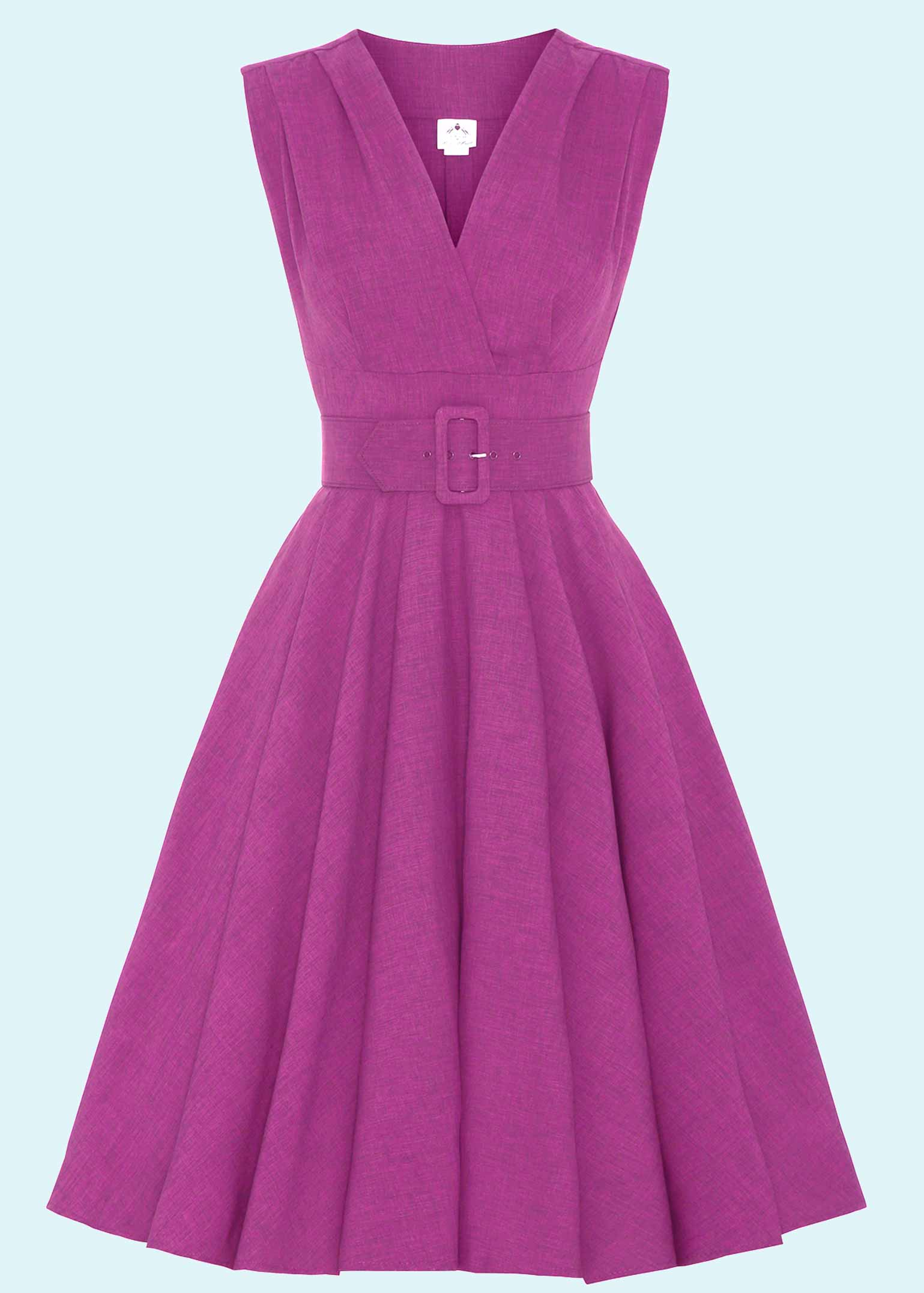 Milan brudepige kjole i pink