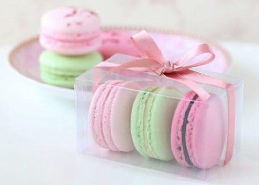 edible wedding favour ideas