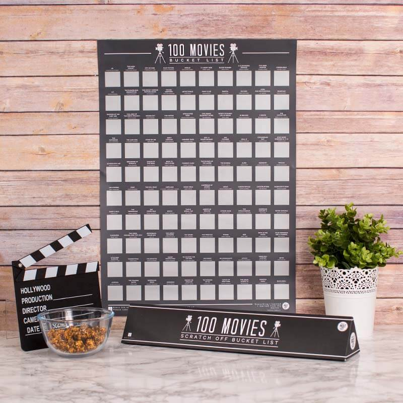 secret santa for movie lovers