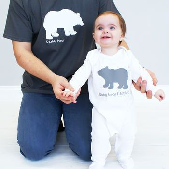 2 Sparks & Daughters normal_personalised-daddy-and-baby-bear-set