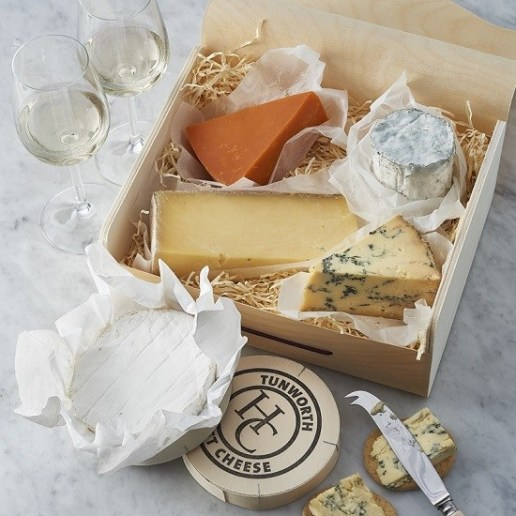 6. TraditionalCheeseBox