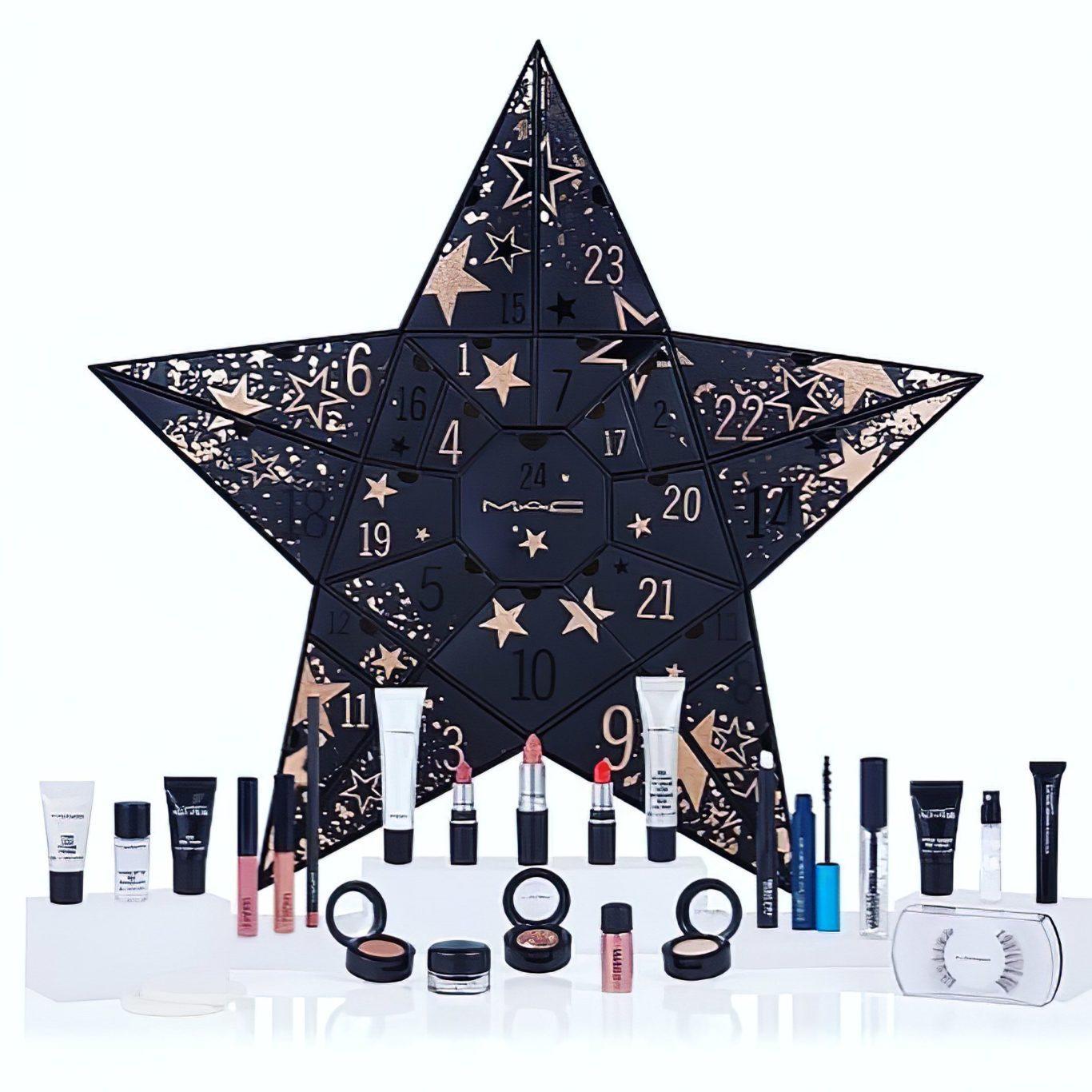 cosmetics advent calendar