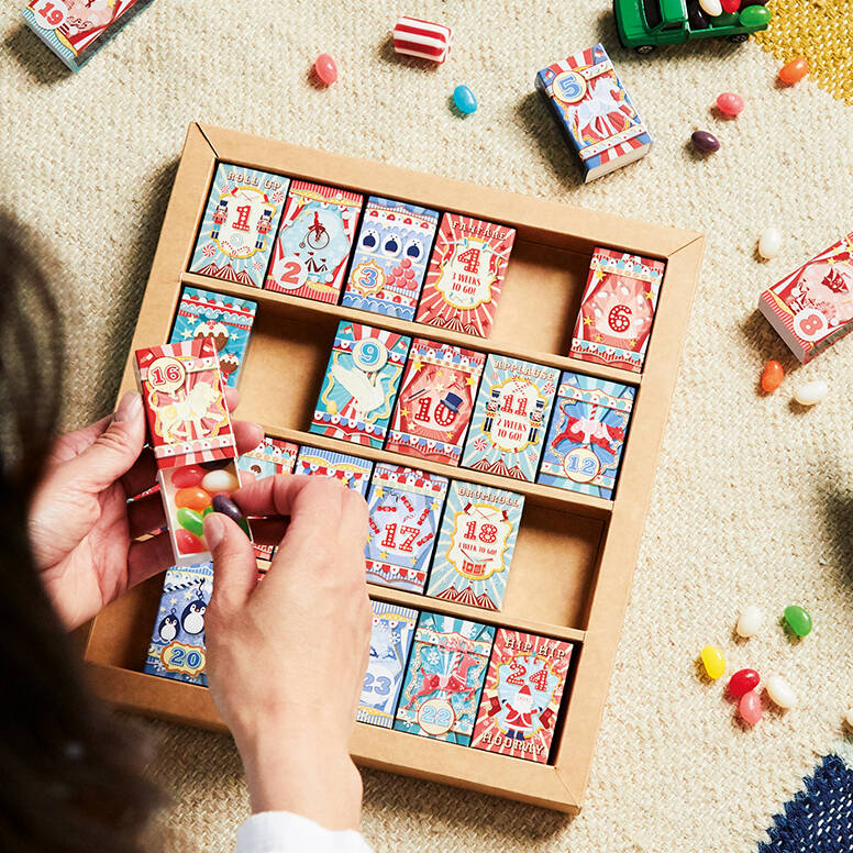 advent calendar idea for kids