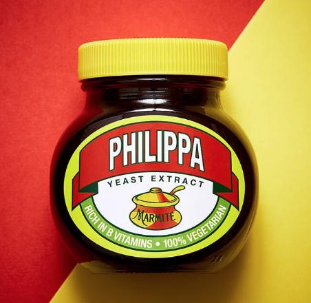 Marmite secret santa present