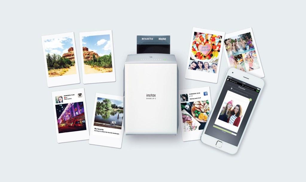 5. Instax photo printer