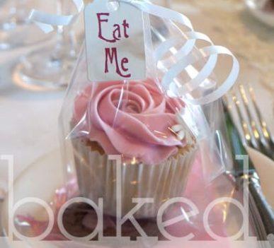 cake wedding favour ideas