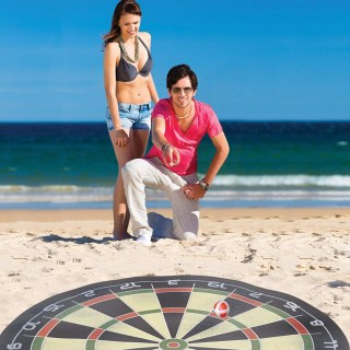 3. beach towel darts