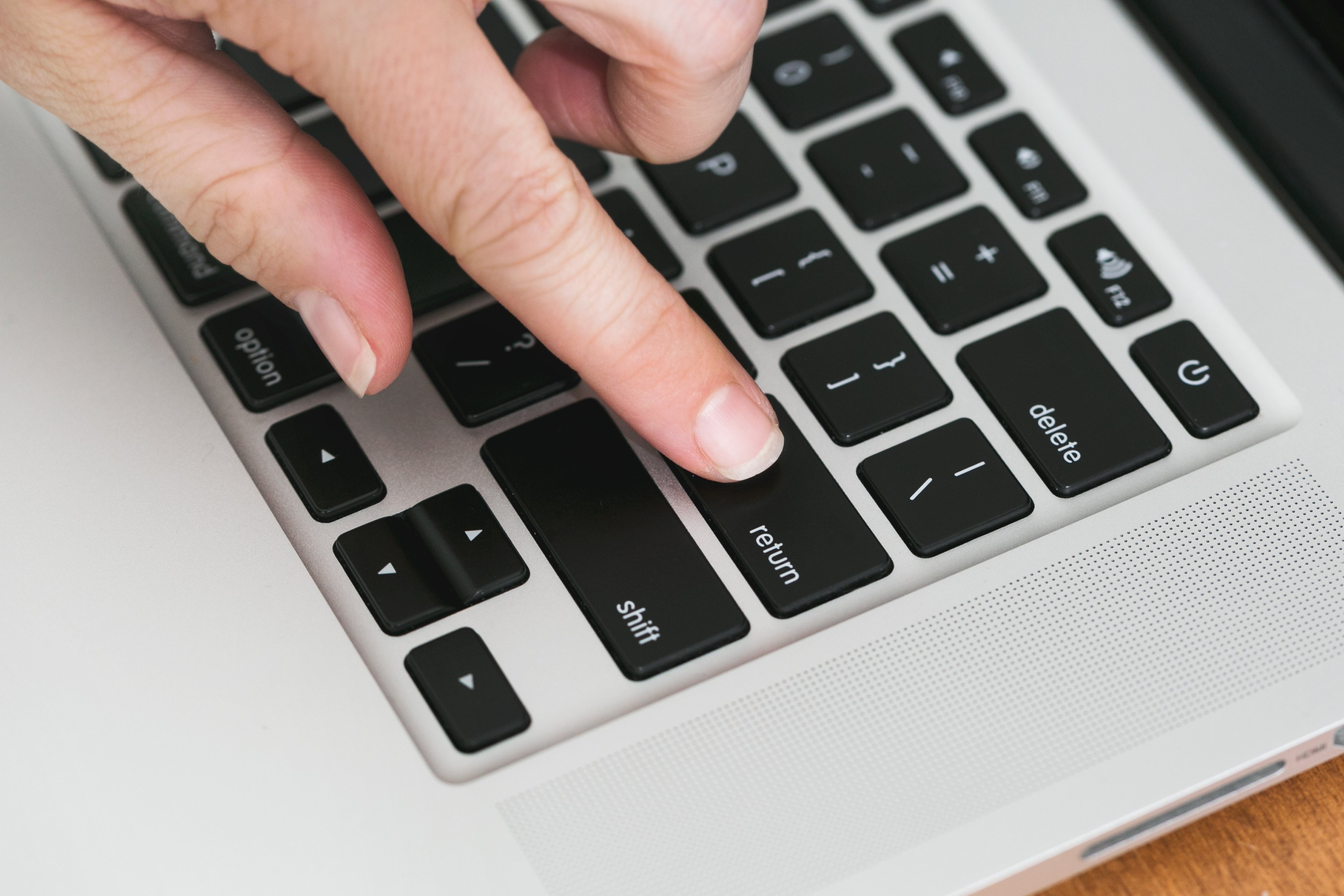 The basics—switching from Mac to Windows