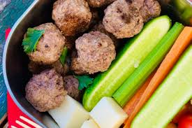 Kids meatballs with vegetables healthy and easy lunch box ideas for fussy eaters