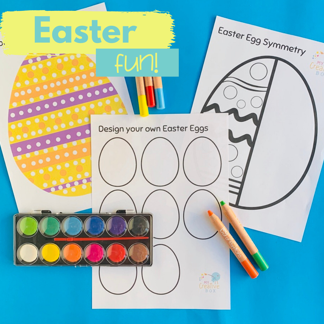 kids activities free printables for easter to have fun learning during self isolation at home