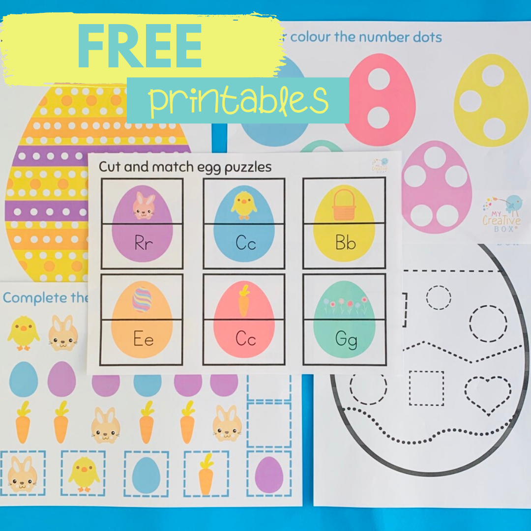 free easter printables for kids to keep them busy and having fun in self isolation activities for easter kids