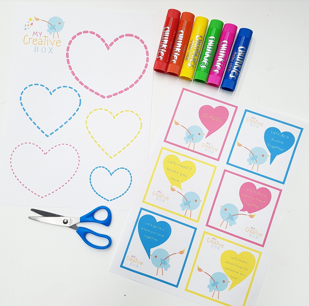 free learning tracing templates and printables for kids early learning
