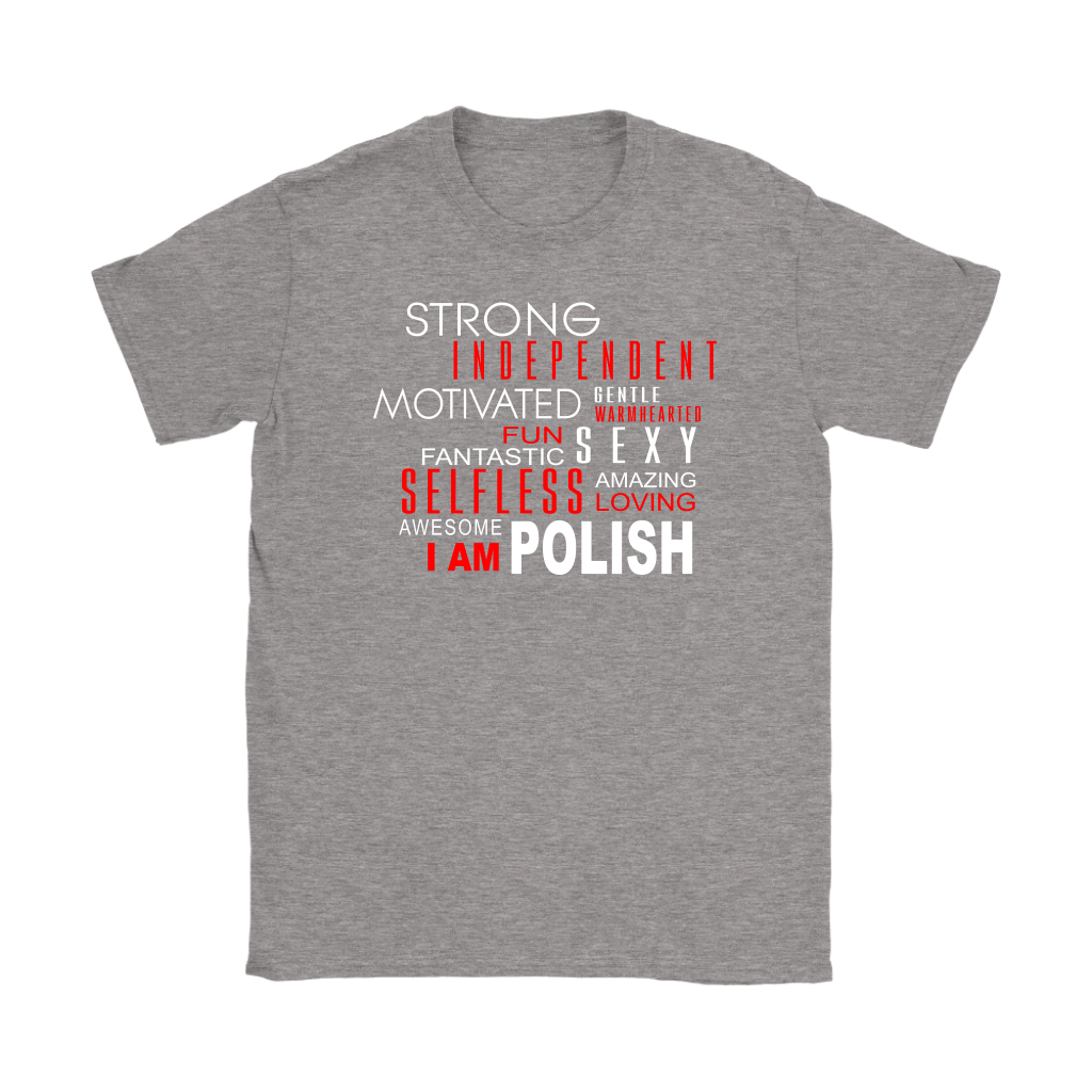 I Am Polish Shirt