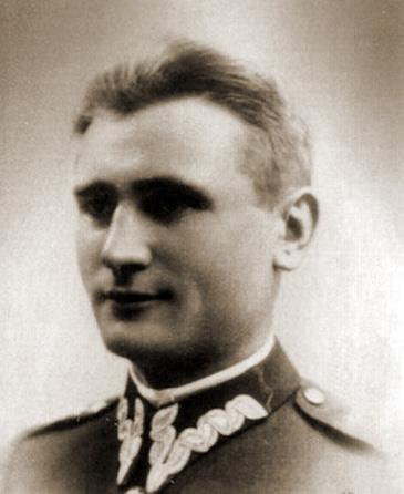 Captain Władysław Raginis