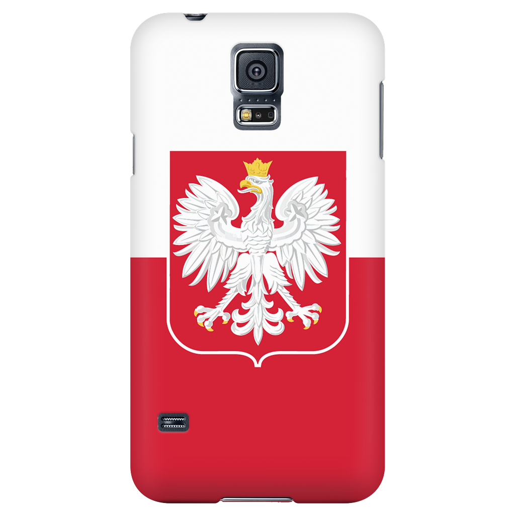 Polish Flag Phone Case