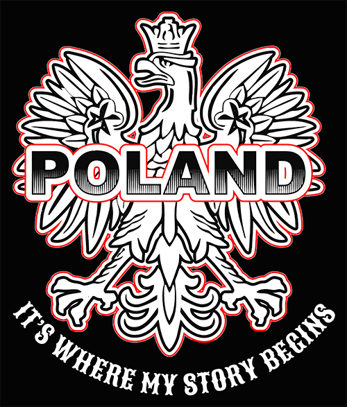 Poland Where My Story Begins Canvas