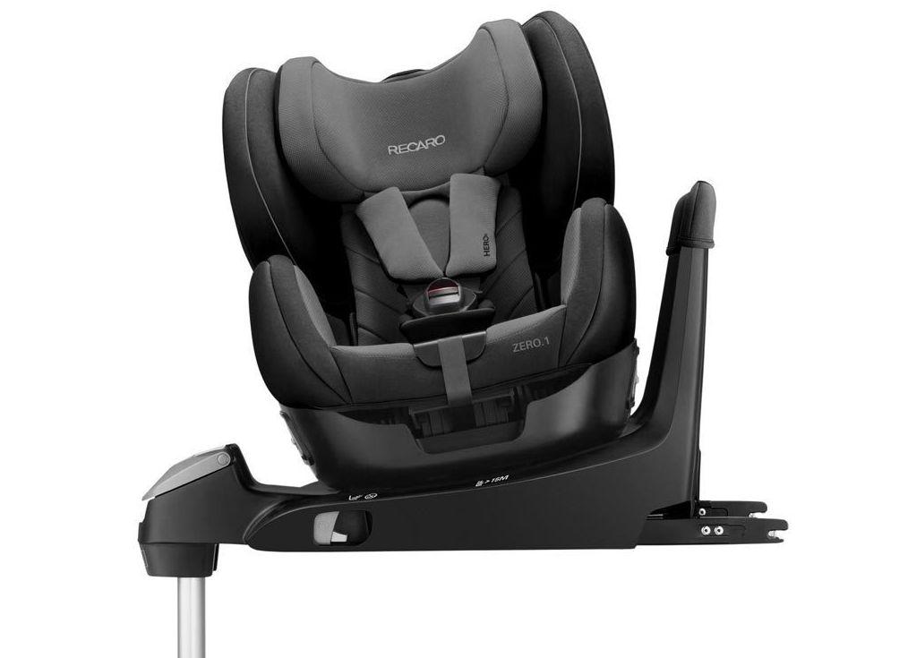 Best Toddler car seats Recaro Zero 1 Product Review
