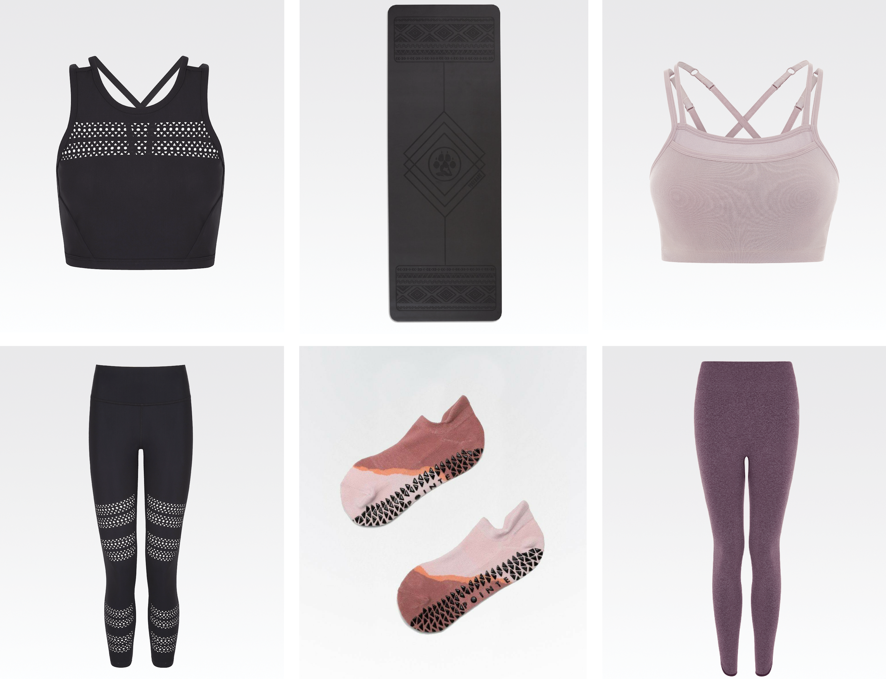 Activewear gifts yogi yoga Christmas