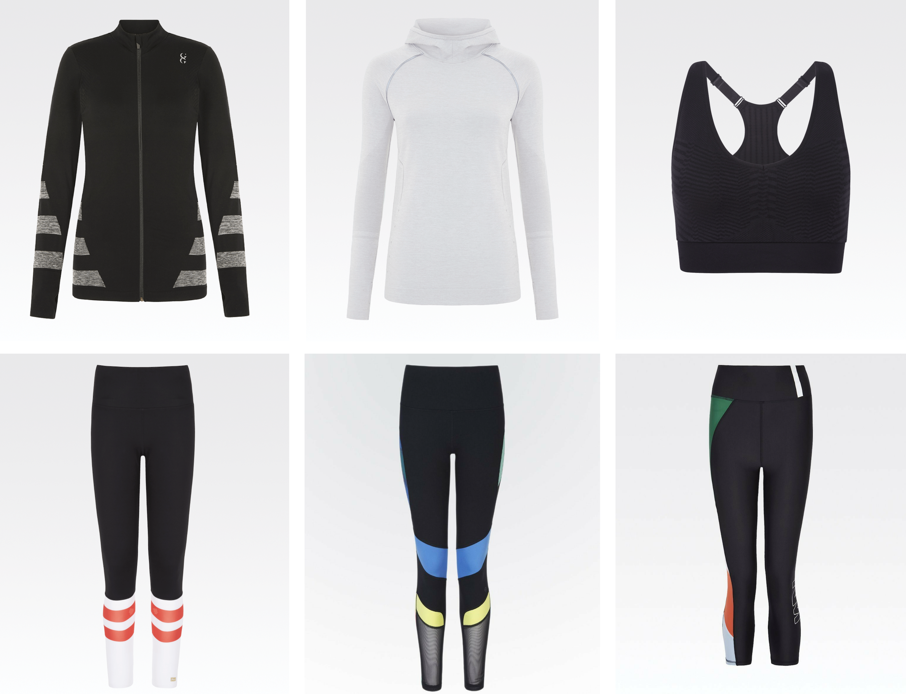 Christmas activewear gifts marathon runner