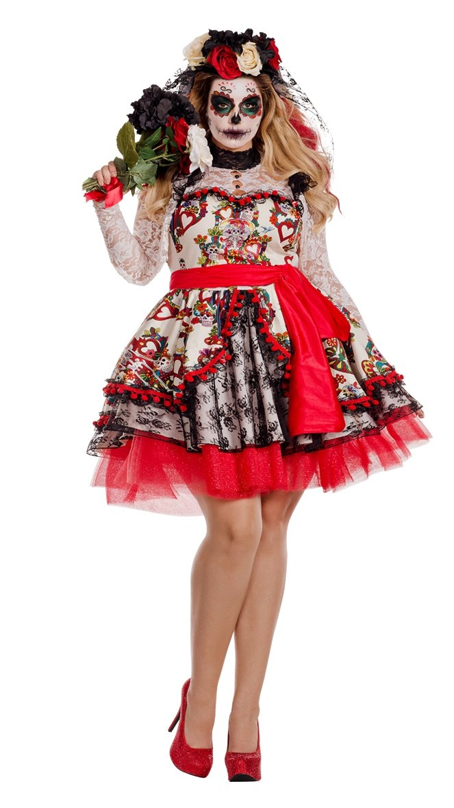 La Novia Plus Size Womens Costume