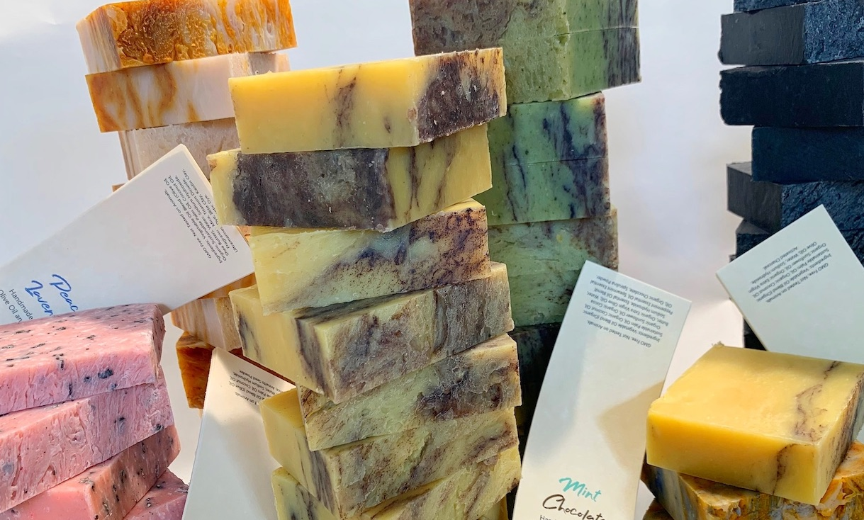 Nature's Natural Lather Soap Bars