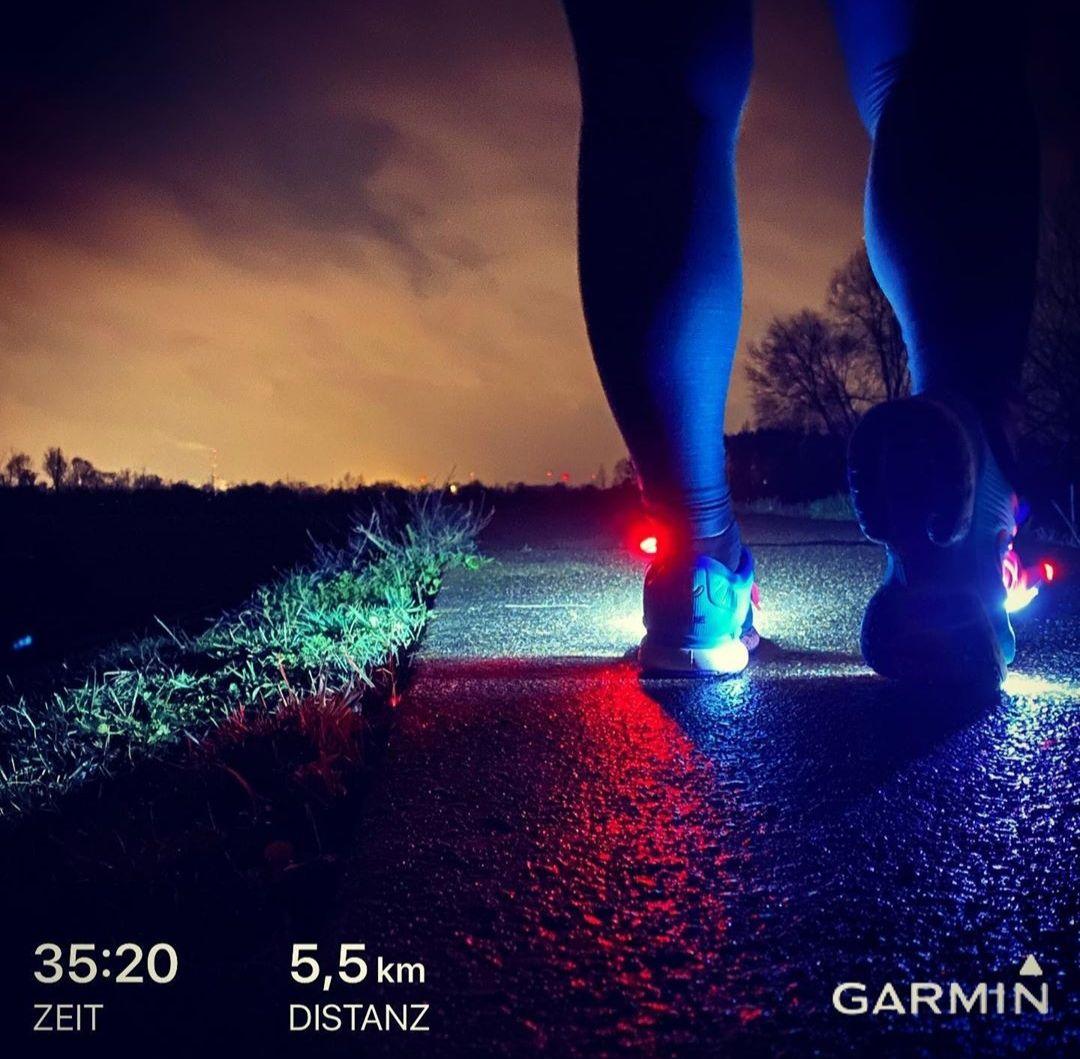 Night Runner 270 Schuhlichter Rücklicht