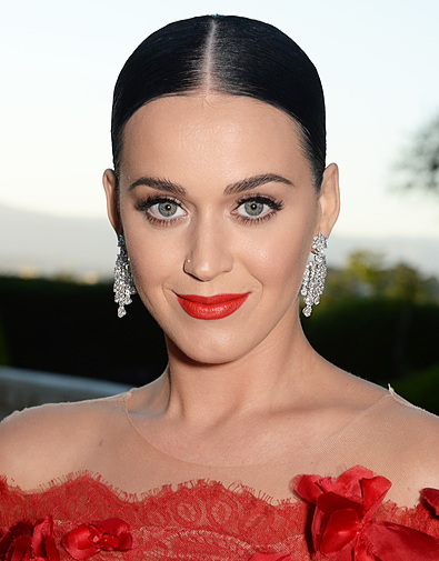 Katy Perry Eye Shape