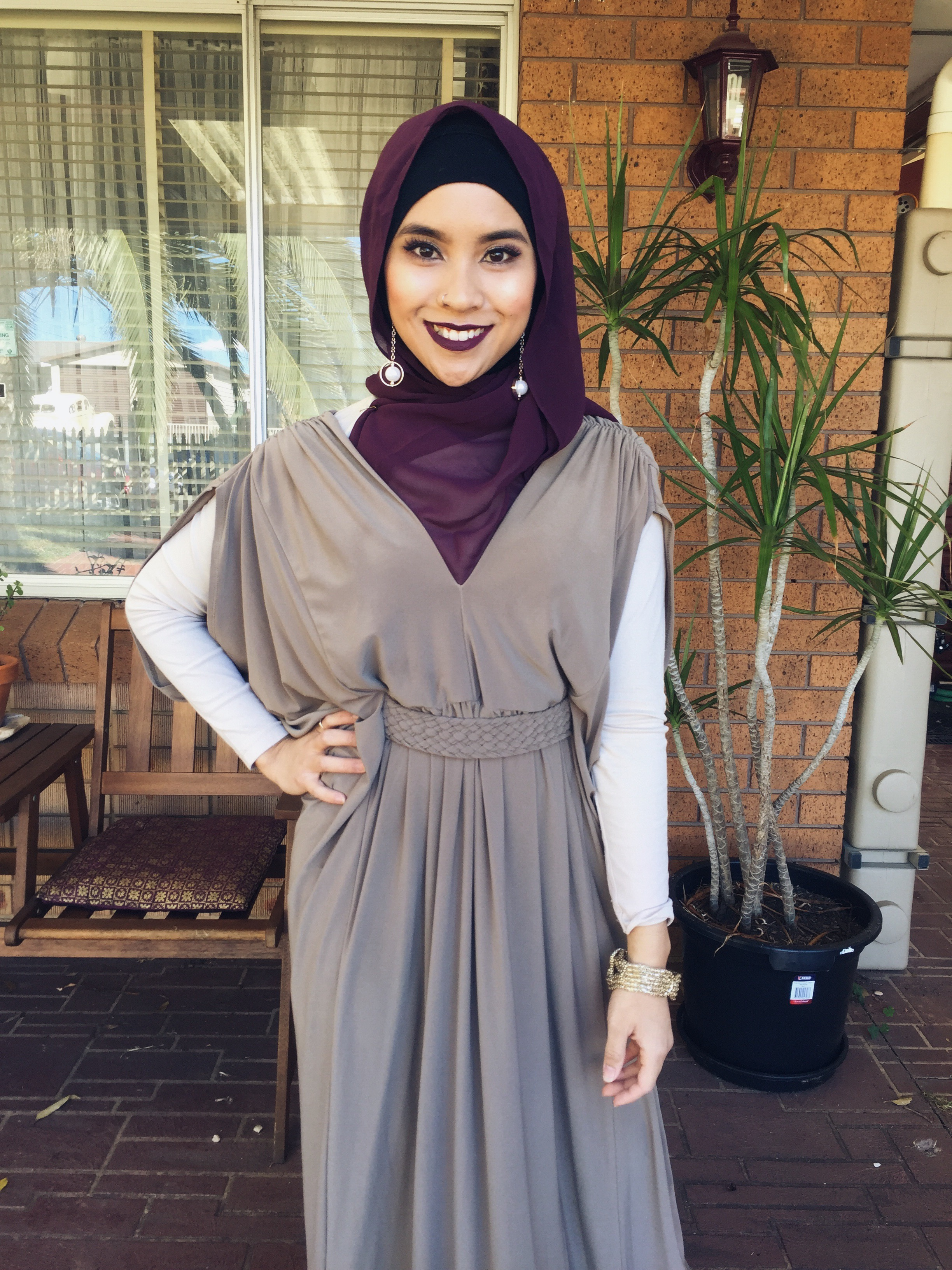 Liana Dress Muslim Beige Your Hijab Stories What Does The Mean To You Nourka Unveiling Truth A Socio Cultural Study On How Australians Perceive Islamic Headscarf By Exploring Topic Of I Hoped Alleviate