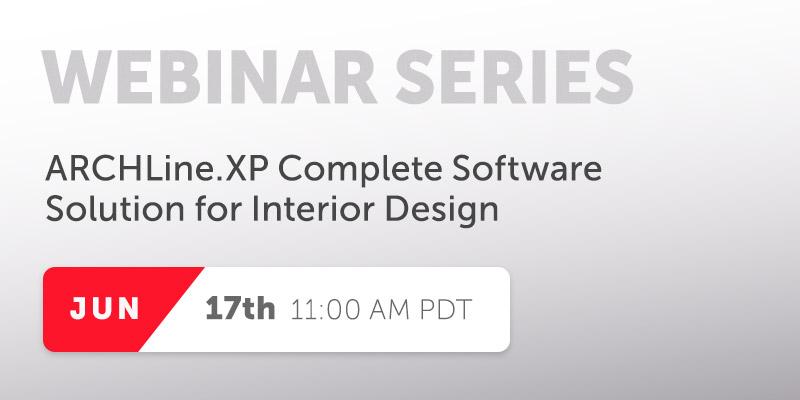 ARCHLine.XP - Complete Software Solution for Interior Design