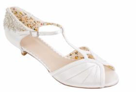 Zapatos de novia Rosetta