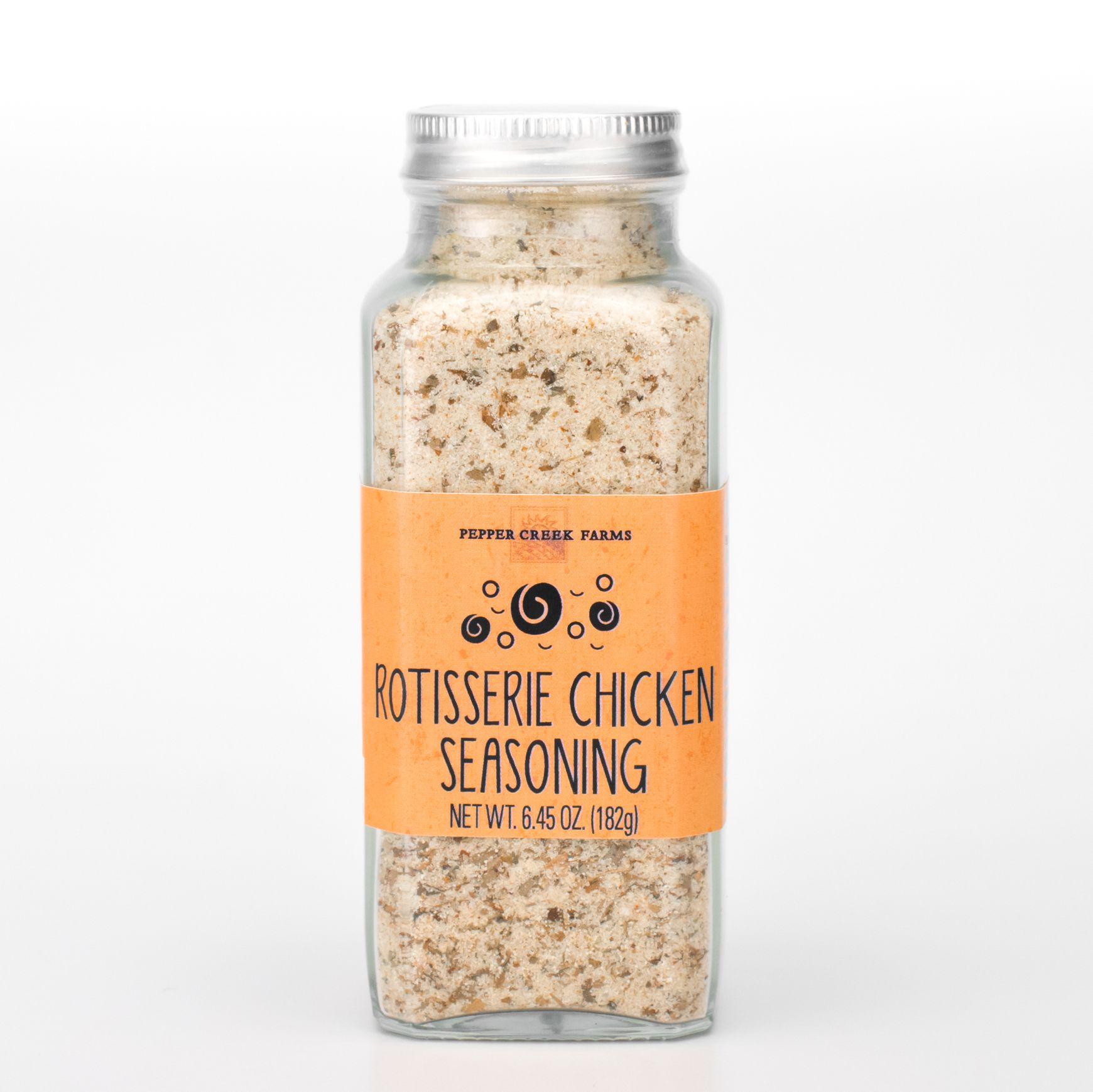Rotisserie Chicken Seasoning