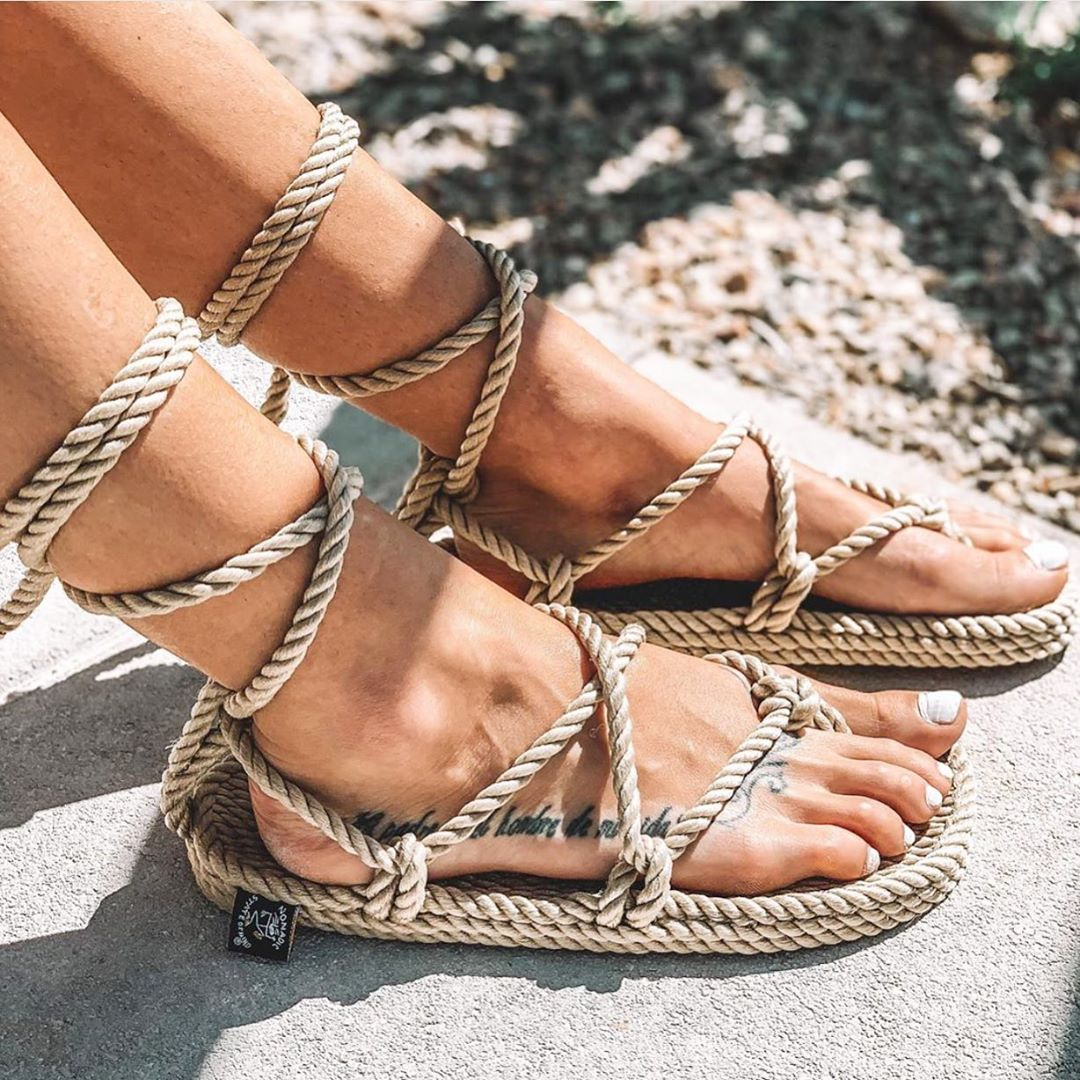 sandalias sostenibles