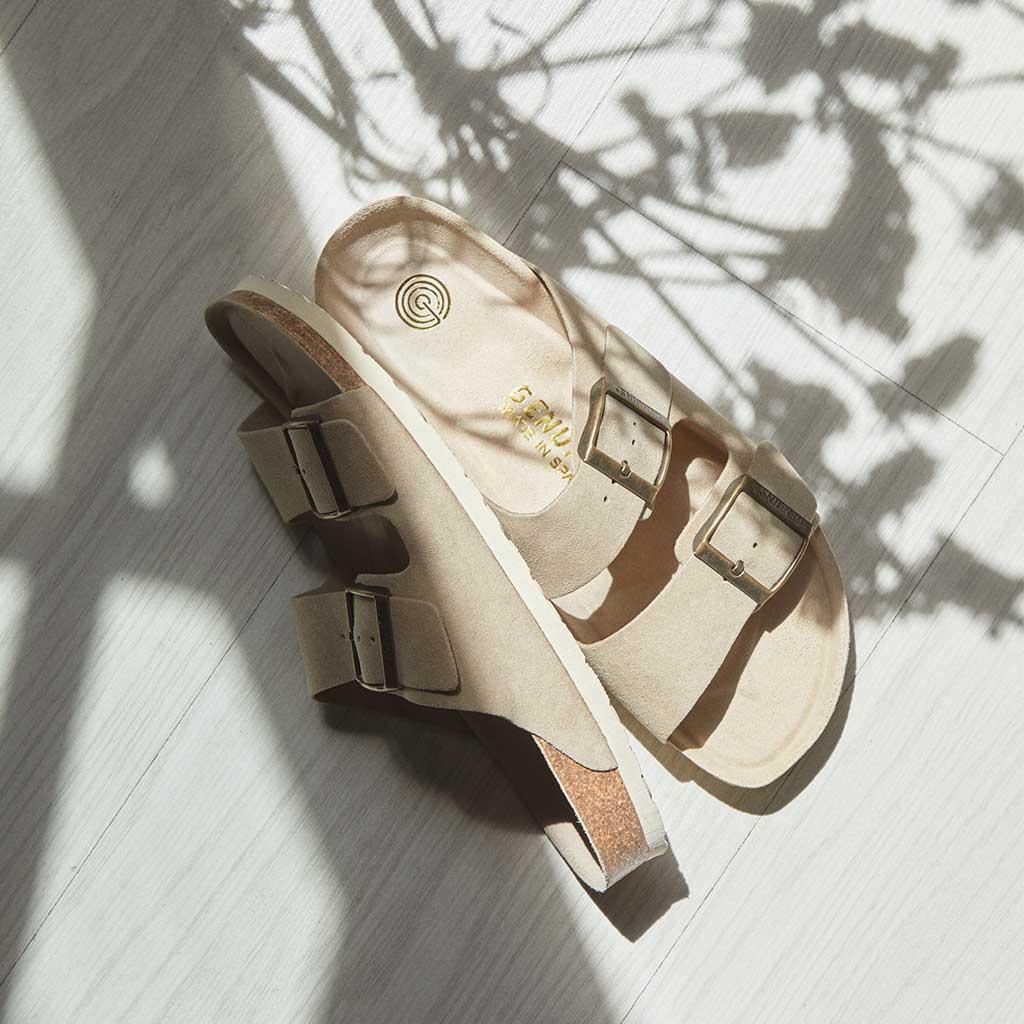 genuins sandalias
