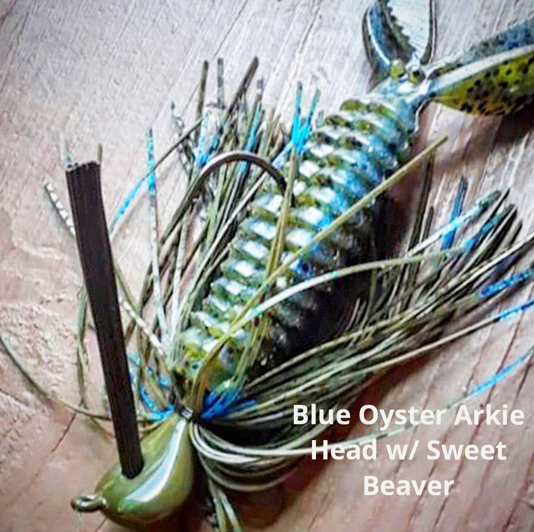 Blue Oyster